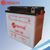 Wholesale 12V Motorcycle Gel Battery 5Ah 6Ah 7Ah for Motorcycle