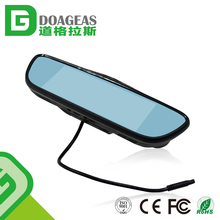 "6.86"" TFT LCD Full HD 1080P 170 Degree Car DVR Camera Video Recorder Rearview Mirror Monitor Special Bracket For Toyota VW"