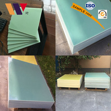 Factory price FR4 G10 epoxy glass fiber cloth laminate sheet from electrical insulation materials