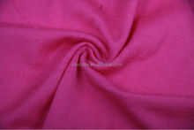 32S warm soft knitted 100%wool worsted jersey fabric