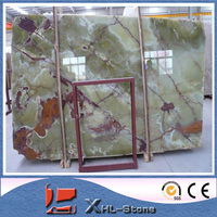 Pure natural slab green onyx price