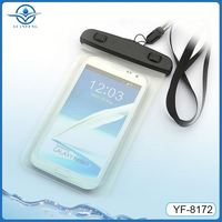 sport waterproof phone case for samsung note 2 n7100