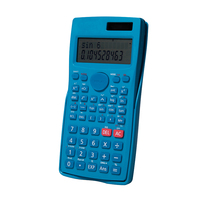 New Condition Solar Battery Power Source Handheld Scientific Calculator