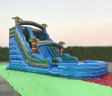 Giant inflatable water slide for adult inflatable slide