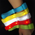 party event concert items remote controlled led bracelet