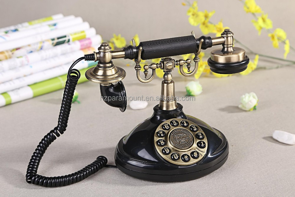 1920 THE VISCOUNT ANTIQUE PHONE PUSHBUTTON OLD PHONE