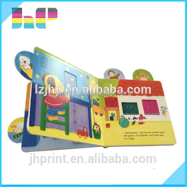 salable publisher in China custom children coffee table hardcover books