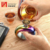 Promotion gift round stainless steel shape womens hip flask alcohol 7 oz bracelet hip flask