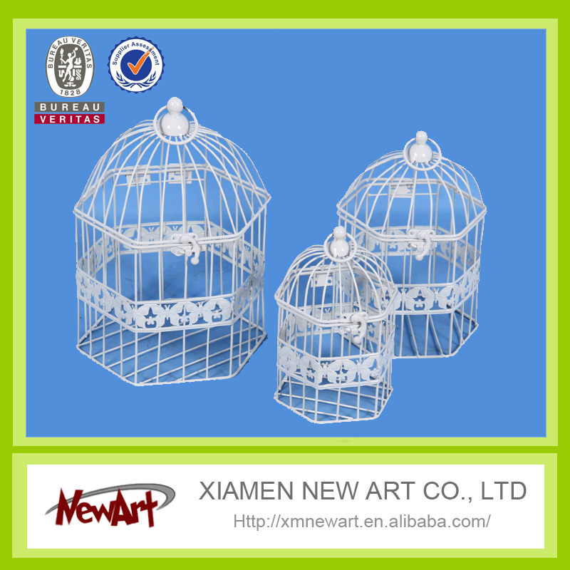 Customized bird cage decorative