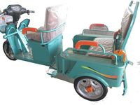 60V 1000W pedicab rickshaw Differential motor