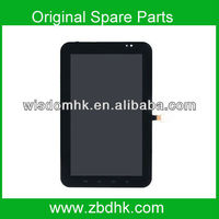 New For Samsung Galaxy Tab Sprint SPH-P100 LCD Display Digitizer Touch Screen Assembly with Front Housing