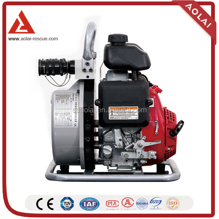 2017 Aolai gas powered hydraulic power unit for rescue tools