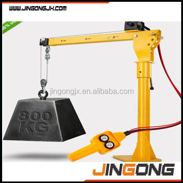 Portable crane lift : Portable small boat lifting cranes for truck buy crane heavy lift mini