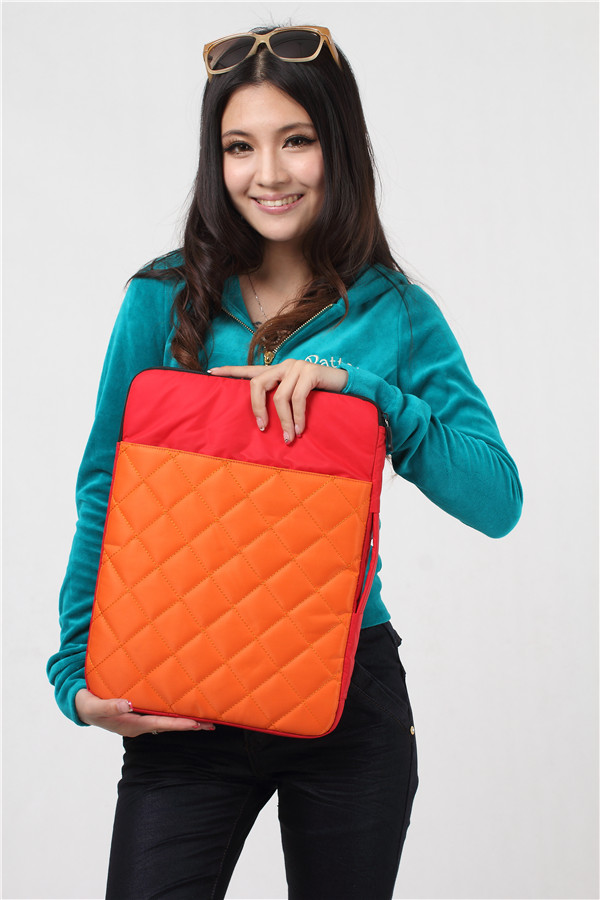 Fashion tablet sleeve / neoprene laptop bag fashion pc case / cute tablet pc case