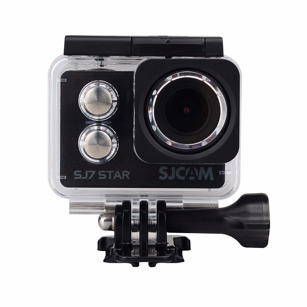 "Original SJCAM SJ7 Star Sports Action Camera 4K DV Ultra HD 2.0"" Touch Screen Waterproof Remote Ambarella A12S75 SJ Cam"