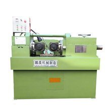 COMPETITIVE FACTORY PRICE ANCHOR BOLTS THREAD ROLLING MACHINE