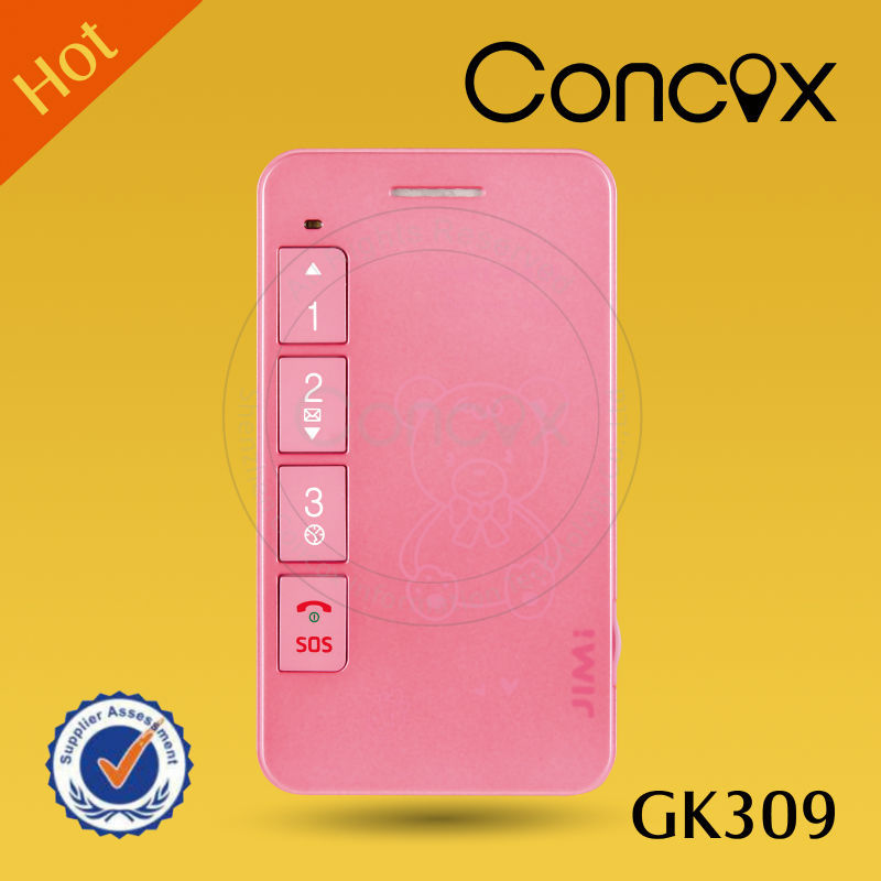 Concox GK309 Family Speed-Dial Numbers Multiple Locating Mode Kids GPS Tracker