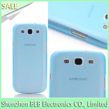 Popular for samsung galaxy s3 factory price case has CE approval