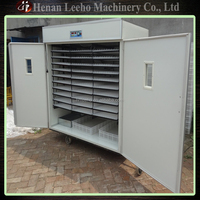chicken hatchery 5280 eggs digital incubator machine