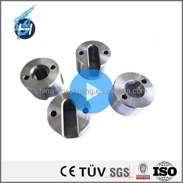 ISO9001 manufacturer customized sewing high precision double motor dc extension long shaft with cnc aluminum milling turning