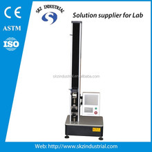 Touch screen plastic film tensile strength tester