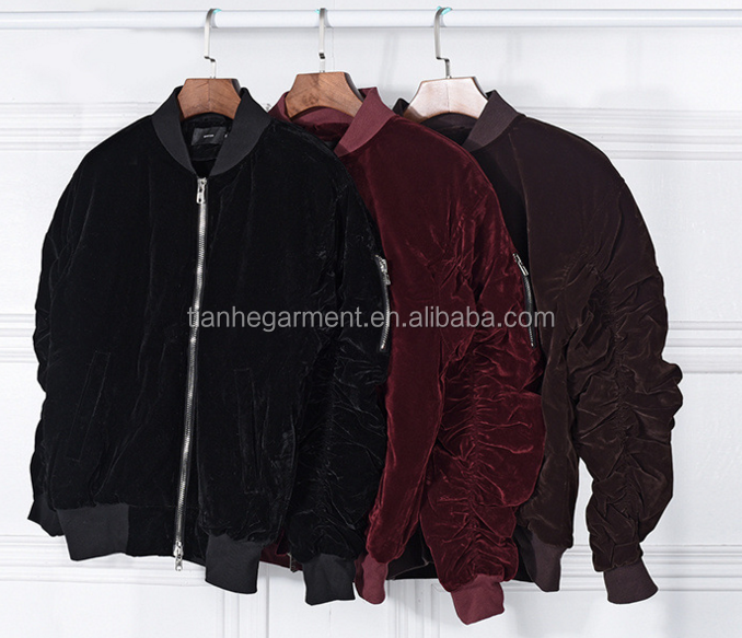 High quality autumn/winter men's quilted BOMBER jackets