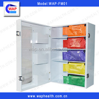 WAP-health customized first aid kit for emergency product storage