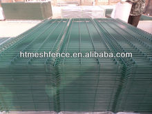 Nylofor 3D Pressed Fencing panels /welded wire mesh panel fencing direct factory