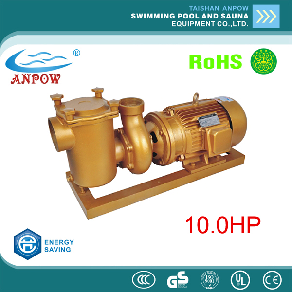 Anpow 10hp electric water pump motor price in india