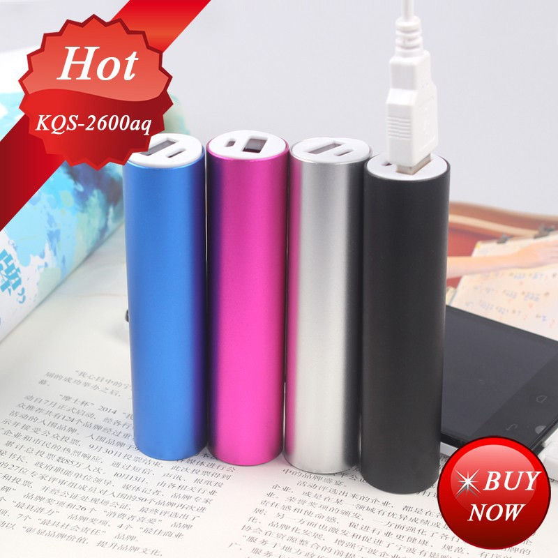 power bank hippo 2600mah alloy usb charger