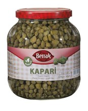 Capers 8-9mm 1700ml Jar
