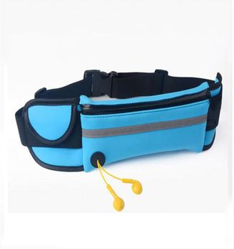 Wholesale new hot Durable Simple Design low price sport waist bag from china