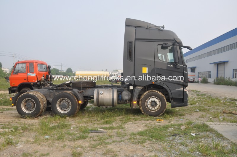 North-benz 380HP 6*4 Tractor Truck Head