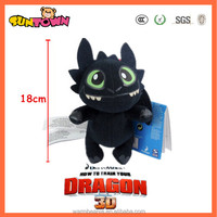 cheap stuff 18cm toothless the dragon soft how to train your dragon toys