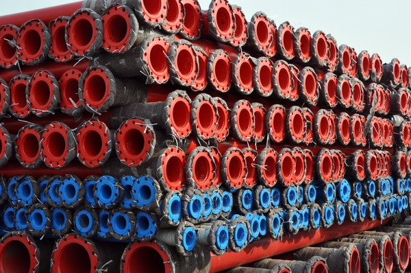 gas drainage Underground Coal mine coating composite steel pipe