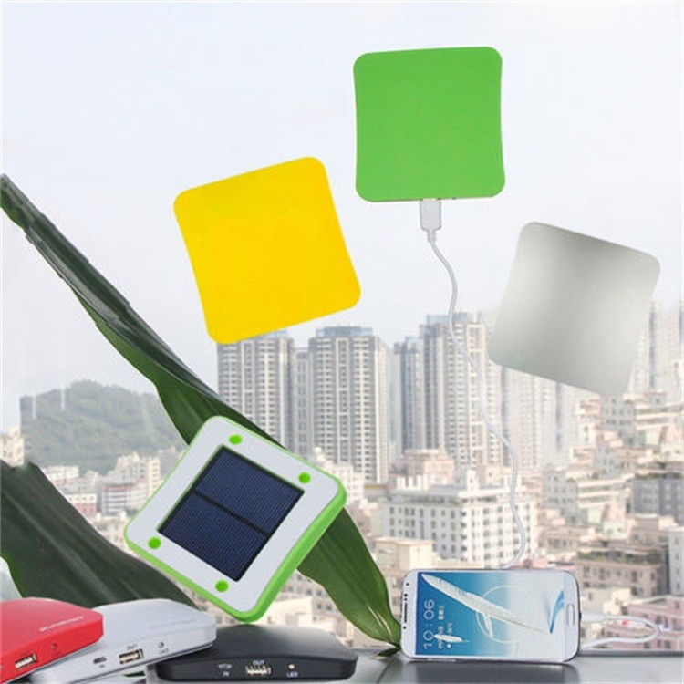 2600mAh Window Solar Charger Controller for Mobile Phone / High Capacity Solor Charger
