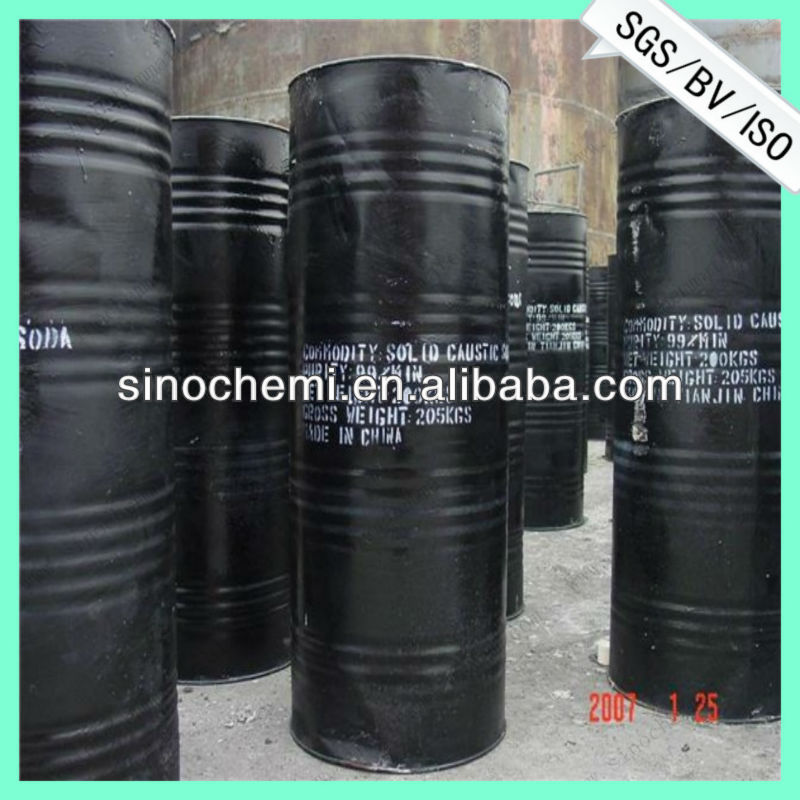 China ISO Manufacturer Lowest 50% NaOH Price