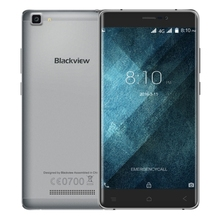 Drop shipping Original Free Shipping Blackview A8, Max 2GB+16GB 5.5 inch Mobile Phone Android phone without camera 4G unlocked