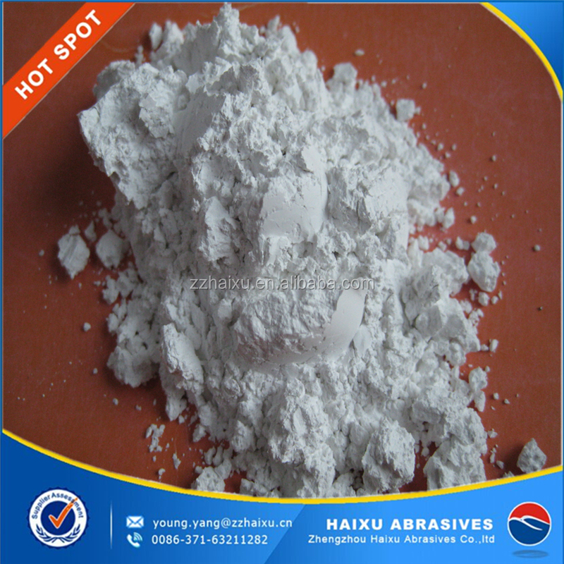 China manufacturer supplier white aluminium oxide for polishing compound