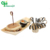 High quality mini fancy decorative bamboo ring skewers sticks