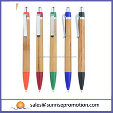 High quality nature color fashion wooden pen