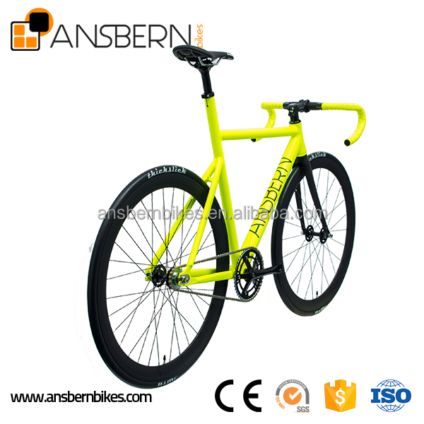 6061 alloy Single speed fixed gear Attractive fixie bike