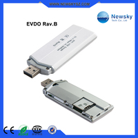 OEM/ODM cdma evdo 9.7Mbps 3g dongle low price
