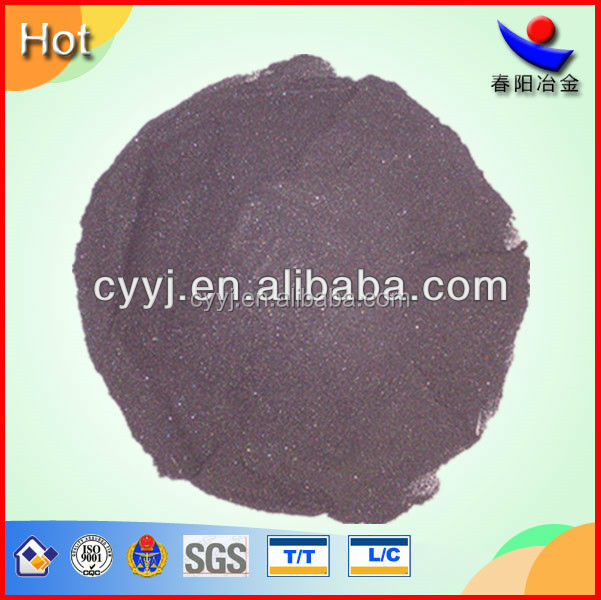 Top 2017 wanted calcium silicon powder/CaSi powder/granule from calcium silicon exporter provider for stainless steel
