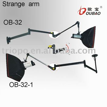 OB-32 Strange arm/wall type light stand/light accessories