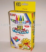 Crayon, wax crayon, stationary(2866)