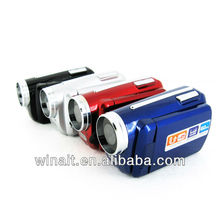 Winait Mini DV 720P HD Handy Video Camera with 1.8 Inch TFT LED Screen