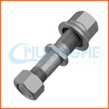 Chuanghe hot sale gr5 color titanium lug bolts/wheel bolts