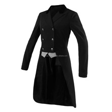 Newest long stylish horse riding clothing/jacket