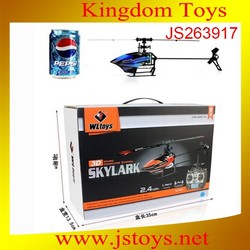 big 4ch single blade rc helicopter